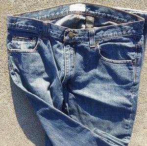 DKNY blue jeans 33×34